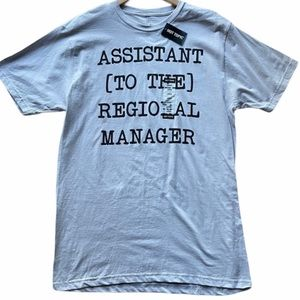 NWT! The Office Regional Manager T-Shirt